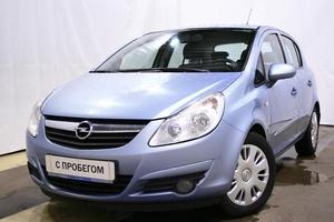 Авто Opel Corsa, 2007 года выпуска, цена 280 000 руб., Санкт-Петербург