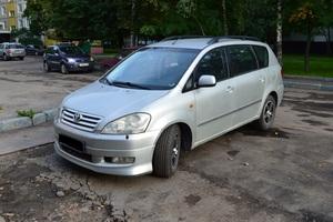 Автомобиль Toyota Avensis Verso, хорошее состояние, 2003 года выпуска, цена 390 000 руб., Москва