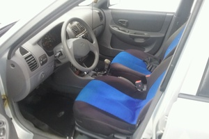 Подержанный автомобиль Hyundai Accent, хорошее состояние, 2011 года выпуска, цена 300 000 руб., Московская область