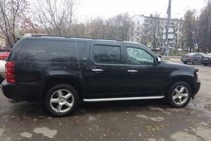 Подержанный автомобиль Chevrolet Suburban, отличное состояние, 2007 года выпуска, цена 1 300 000 руб., Москва