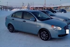 Автомобиль Hyundai Verna, отличное состояние, 2006 года выпуска, цена 250 000 руб., Ханты-Мансийск