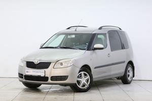 Авто Skoda Roomster, 2007 года выпуска, цена 359 000 руб., Санкт-Петербург