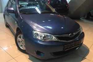 Авто Subaru Impreza, 2009 года выпуска, цена 449 000 руб., Москва