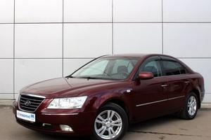 Авто Hyundai Sonata, 2008 года выпуска, цена 479 000 руб., Москва