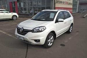 Авто Renault Koleos, 2014 года выпуска, цена 869 000 руб., Москва