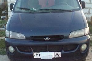 Автомобиль Hyundai H200, хорошее состояние, 1999 года выпуска, цена 230 000 руб., Воронеж
