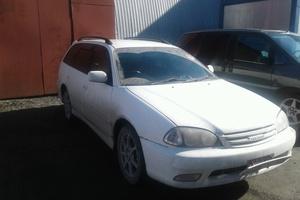 Автомобиль Toyota Caldina, хорошее состояние, 2002 года выпуска, цена 320 000 руб., Новосибирская область