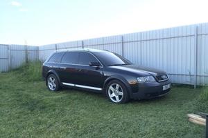Подержанный автомобиль Audi Allroad, отличное состояние, 2004 года выпуска, цена 470 000 руб., Екатеринбург