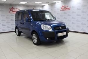 Авто Fiat Doblo, 2011 года выпуска, цена 394 000 руб., Москва
