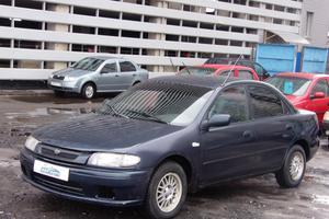 Авто Mazda 323, 1996 года выпуска, цена 99 900 руб., Санкт-Петербург