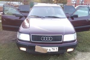Подержанный автомобиль Audi 100, отличное состояние, 1991 года выпуска, цена 180 000 руб., Ростов-на-Дону