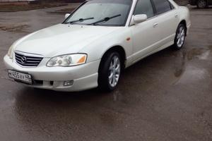 Автомобиль Mazda Millenia, отличное состояние, 2001 года выпуска, цена 190 000 руб., Липецк