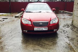 Автомобиль Hyundai Elantra GT, битый состояние, 2008 года выпуска, цена 255 000 руб., Московская область