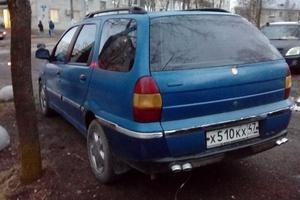 Автомобиль Fiat Palio, среднее состояние, 1998 года выпуска, цена 30 000 руб., Санкт-Петербург