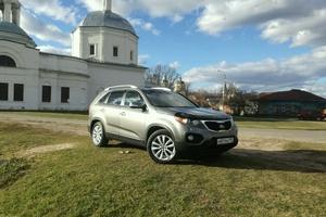 Подержанный автомобиль Kia Sorento, отличное состояние, 2011 года выпуска, цена 980 000 руб., Серпухов