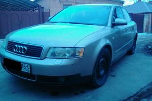 Подержанный автомобиль Audi A4, хорошее состояние, 2002 года выпуска, цена 320 000 руб., Ростов-на-Дону