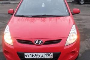 Автомобиль Hyundai i20, хорошее состояние, 2010 года выпуска, цена 370 000 руб., Москва