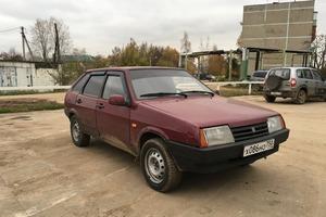 Подержанный автомобиль ВАЗ (Lada) 2109, хорошее состояние, 2001 года выпуска, цена 40 000 руб., Бронницы