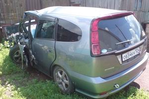 Автомобиль Honda Stream, битый состояние, 2004 года выпуска, цена 110 000 руб., Красноярск