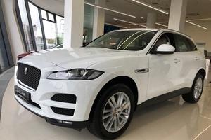 Авто Jaguar F-Pace, 2017 года выпуска, цена 3 638 349 руб., Челябинск