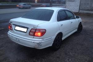 Авто Nissan Bluebird Sylphy, 2002 года выпуска, цена 90 000 руб., Санкт-Петербург