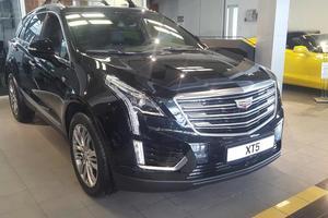 Авто Cadillac XT5, 2016 года выпуска, цена 3 740 000 руб., Санкт-Петербург
