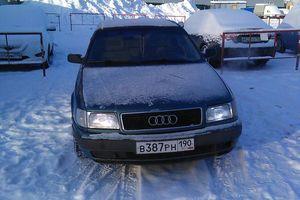 Подержанный автомобиль Audi 100, хорошее состояние, 1992 года выпуска, цена 105 000 руб., Химки