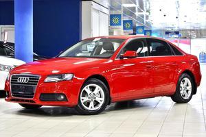 Подержанный автомобиль Audi A4, отличное состояние, 2011 года выпуска, цена 755 555 руб., Москва