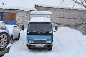 Автомобиль Yuejin NJ, хорошее состояние, 2007 года выпуска, цена 160 000 руб., Чебоксары