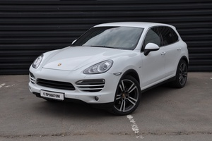 Авто Porsche Cayenne, 2013 года выпуска, цена 3 350 000 руб., Москва