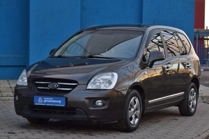 Авто Kia Carens, 2009 года выпуска, цена 449 000 руб., Ярославль