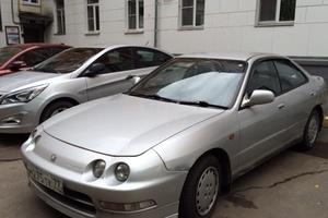 Автомобиль Honda Integra, среднее состояние, 1994 года выпуска, цена 150 000 руб., Москва