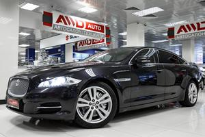 Авто Jaguar XJ, 2011 года выпуска, цена 1 689 000 руб., Москва