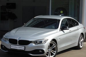 Авто BMW 4 серия, 2014 года выпуска, цена 1 697 000 руб., Москва