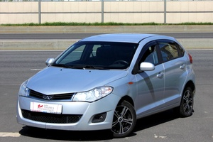 Авто Chery Very, 2012 года выпуска, цена 200 000 руб., Санкт-Петербург