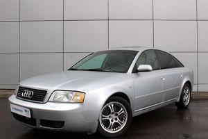 Подержанный автомобиль Audi A6, отличное состояние, 2003 года выпуска, цена 315 000 руб., Москва
