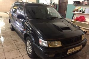 Автомобиль Mitsubishi Space Wagon, хорошее состояние, 1996 года выпуска, цена 185 000 руб., Москва