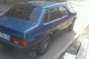 Подержанный автомобиль ВАЗ (Lada) 2109, хорошее состояние, 2000 года выпуска, цена 60 000 руб., Московская область
