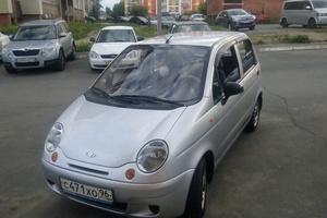 Подержанный автомобиль Daewoo Matiz, хорошее состояние, 2011 года выпуска, цена 155 000 руб., Челябинская область