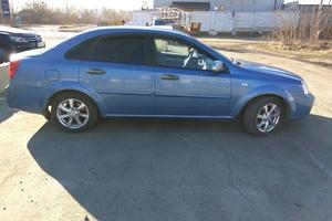 Автомобиль Chevrolet Lacetti, хорошее состояние, 2006 года выпуска, цена 260 000 руб., Челябинск