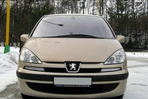 Автомобиль Peugeot 807, хорошее состояние, 2003 года выпуска, цена 269 000 руб., Санкт-Петербург