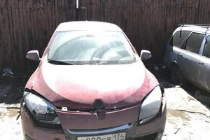 Подержанный автомобиль Renault Megane, битый состояние, 2013 года выпуска, цена 300 000 руб., Челябинск