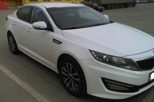 Автомобиль Kia K5, отличное состояние, 2011 года выпуска, цена 730 000 руб., Челябинск