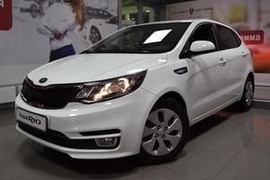 Новый автомобиль Kia Rio, 2016 года выпуска, цена 750 900 руб., Московская область