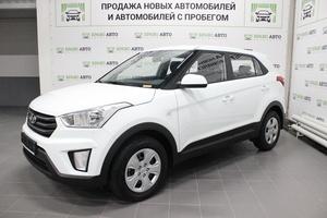 Авто Hyundai Creta, 2017 года выпуска, цена 915 000 руб., Уфа