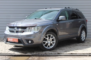Авто Dodge Journey, 2011 года выпуска, цена 819 000 руб., Москва
