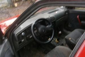 Автомобиль Renault 19, битый состояние, 1998 года выпуска, цена 16 000 руб., Рязанская область