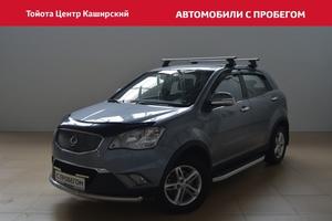 Авто SsangYong Actyon, 2011 года выпуска, цена 550 959 руб., Москва