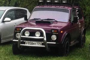 Подержанный автомобиль ВАЗ (Lada) 4x4, отличное состояние, 2001 года выпуска, цена 189 999 руб., Магнитогорск