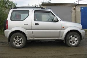 Автомобиль Suzuki Jimny, отличное состояние, 2011 года выпуска, цена 780 000 руб., Хабаровск